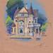 Victorian houses 6 by Natalia Li