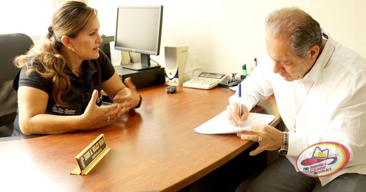Alcalde firmó convenio con el Distrito de Educación
