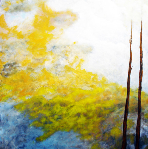 tecnica de pintura oleo sobre tela