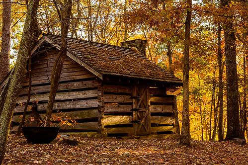 fall landscape redtopmountaingeorgiasunsetautumn waterfallhikinggeorgialandscapeclassautumn