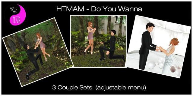 WWinx & Flair - HTMAM - Do You Wanna
