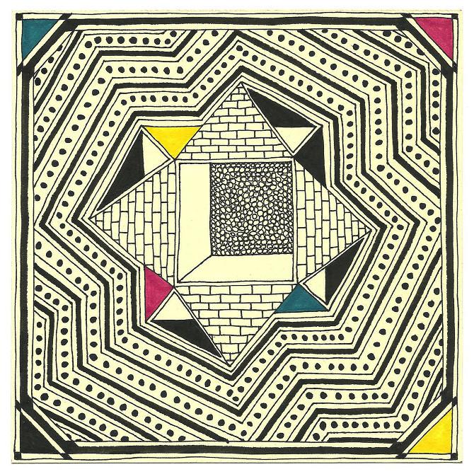 Andrew Schmidt Pyramid Cube