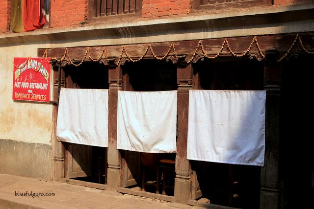 Bhaktapur Nepal Restaurant
