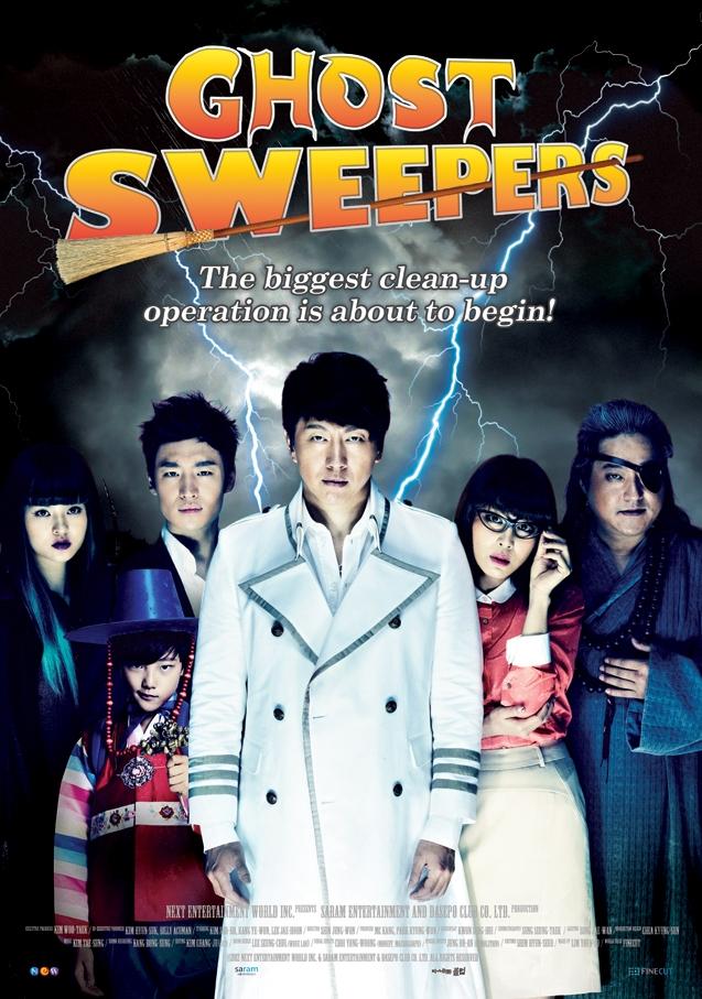 Đội Quân Bắt Ma - Ghost Sweepers (2012)