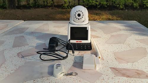 อุปกรณ์ที่มากับกล่องกล้อง Assist Guard MPNC