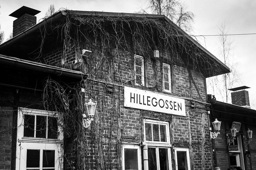 historische dampflok und historischer bahnhof in bielefeld hillegossen dslr forum. Black Bedroom Furniture Sets. Home Design Ideas