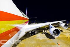 Boeing 747-200F Kalitta Air N715CK