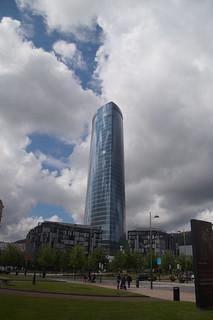 448 Uitzicht bij Museo de Belles Artes de Bilbao