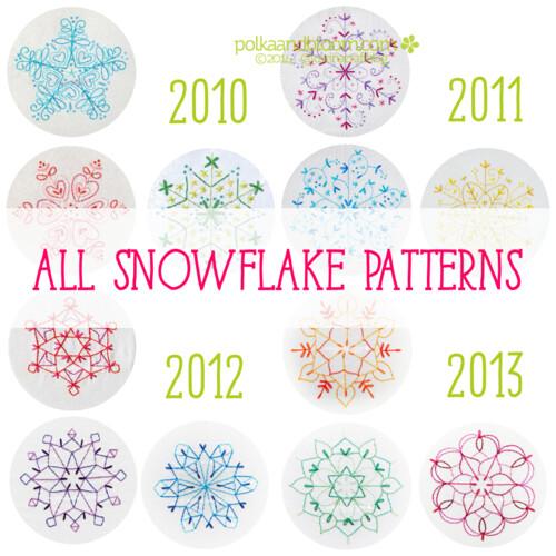 SnowflakePatterns