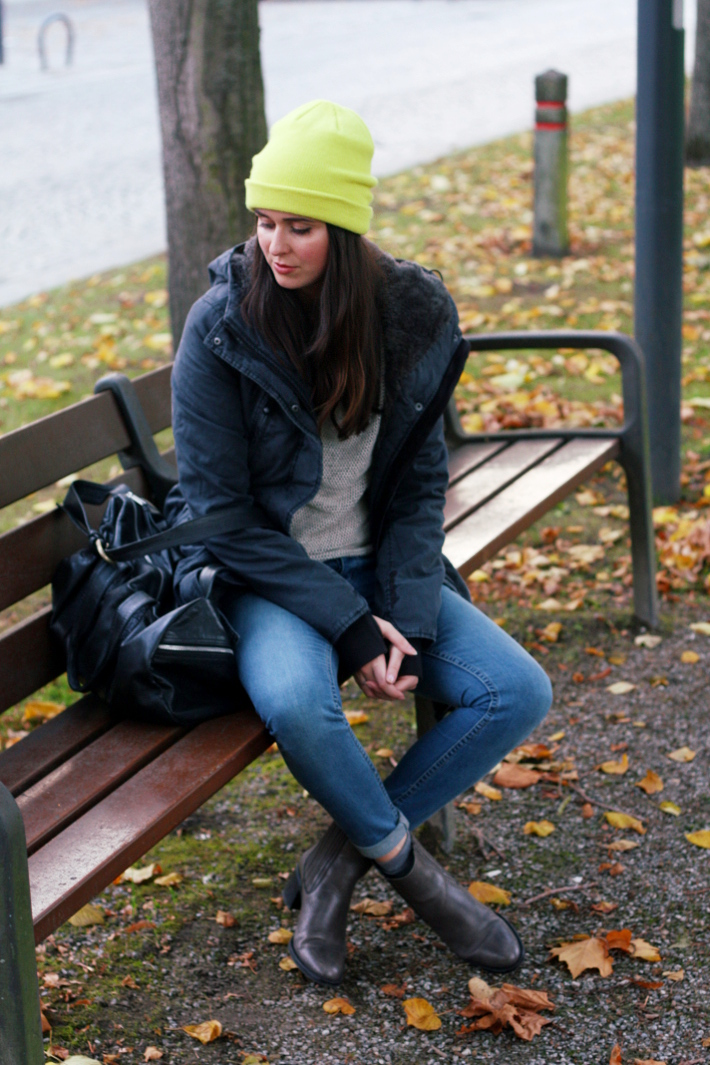 bench security tara iv cheap monday skinnies neon beanie