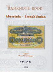 The Banknote Book Abyssinia - French Sudan
