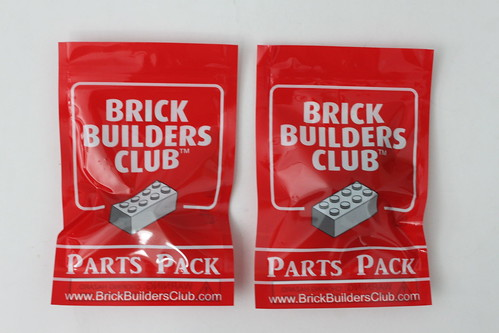 Brick Builders Club October Box
