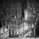 ภาพของ Hôtel de Ville ใกล้ ปารีส. paris seine hôteldeville bateaumouche croisière dînercroisière compagniedesbateauxmouches