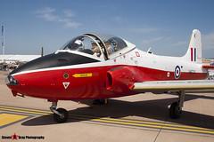 G-BWSG XW324 K - EEP JP 988  - Private - BAC 84 Jet Provost T5 - Fairford RIAT 2006 - Steven Gray - CRW_1535