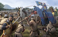 violence, war, viking, middle ages, infantry, person, battle,