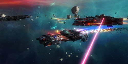 Rebel Galaxy coming to Xbox One