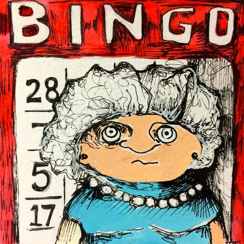 What to bring to Tuesday Night Bingo.
