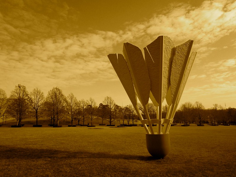Shuttlecocks @ Nelson-Atkins Museum of Art | Kansas City, MO