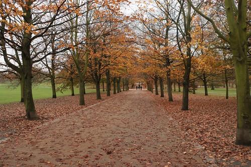 Il parco di Greenwich