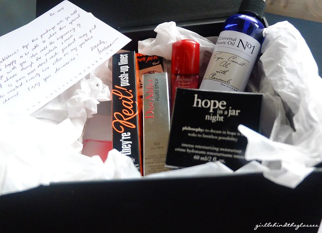 Cristina Madara Curated Beauty Box