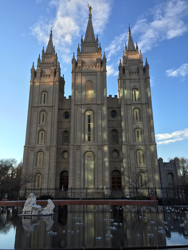 Temple, Salt Lake City