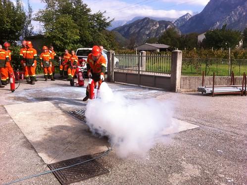 Corso antincendio rischio medio in programma il 25 Febbraio 2019 presso la FirEst S.r.l.