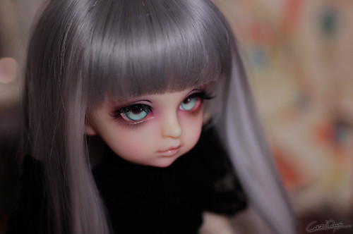 幼SD ロリーナ VOLKS doll bjd make-up