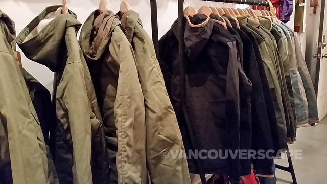 Fjallraven popup store Chinatown-4