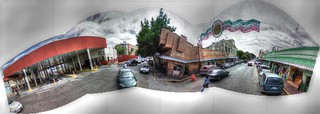 Google Street View - Pan-American Trek - Welcome to Mexico!