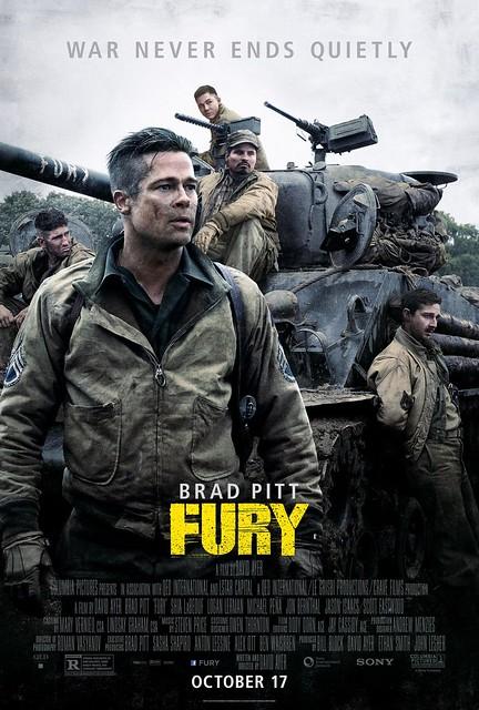 Phim Cuồng Nộ - Fury