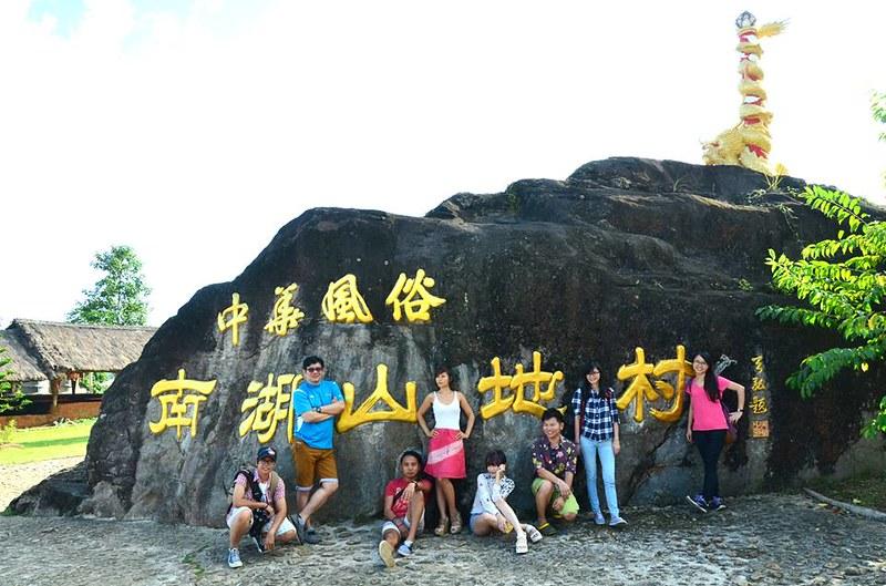 Chinese village - Pai, chiangmai