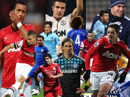 Barclays Premier League wallpaper 1