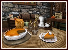 Falls Cabin in the Woods | Pumpkin Pie