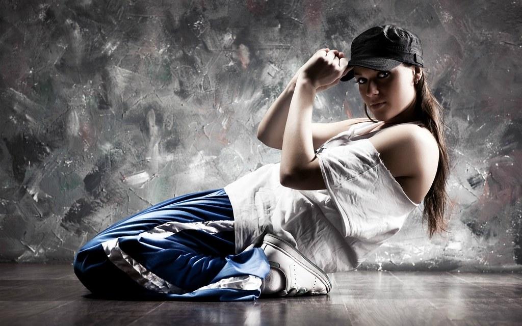 3d Girl Dance Hd Wallpapers: Dancing Girl 3D Desktop Background