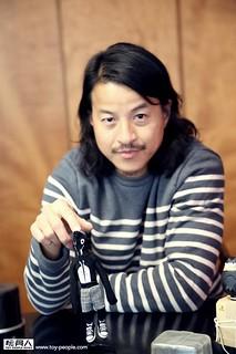 終極限定商品大公開 TOY SOUL 2014 Michael Lau【SOUL MAXX】幽幽飄來~~