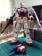 Gundam RX-78 Ver Ka 01