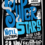 11/28 - Fri - adidas presents Super Stars at Mini Live chengdu China