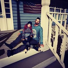 Porch Sittin'