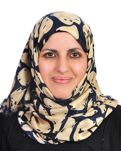 Photo Arwa Yahia Al-Eryani - Yemen - TechWomen Emerging Leader
