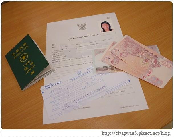 泰國-清邁-Maya百貨-Naraya-曼谷包-退稅單-退稅教學-退稅流程-機場退稅-Vat Refund-Tax Free-Tax Refund-出入境表填寫-落地簽-泰國落地簽-落地簽注意事項-泰國機場-21-498-1