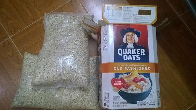 Yến mạch quaker oats - dinh dưỡng cho bé & sắc đẹp cho mẹ! - 5