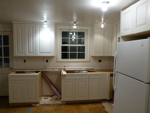 Week 9 of the kitchen renovation