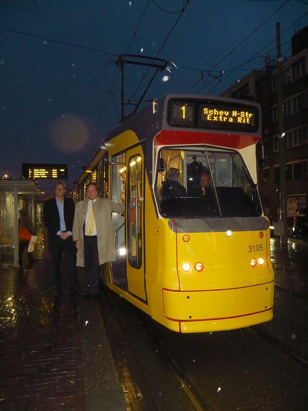 20151214 Eerste dag spitsextra's lijn 1