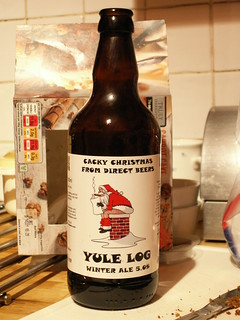 Direct Beers, Yule Log, England
