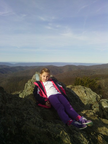 Dec 27 2014 Shenandoah National Park Bear Fence Hike (11)