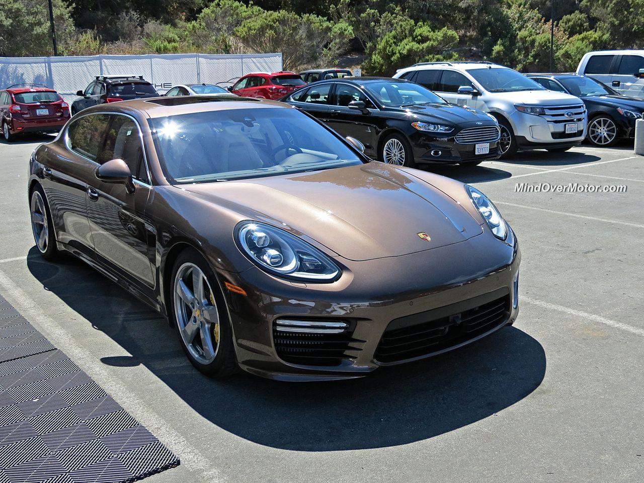 Porsche Panamera Turbo S Executive in Carmel CA