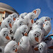Small photo of Olaf Balloons