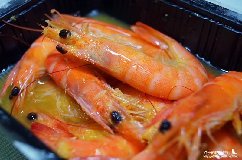 宅配美食-Mess Maker蝦攪和冷凍調理白蝦