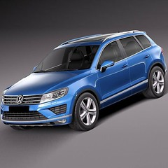 model car(0.0), executive car(0.0), saab 9-4x(0.0), automobile(1.0), automotive exterior(1.0), sport utility vehicle(1.0), wheel(1.0), volkswagen(1.0), vehicle(1.0), automotive design(1.0), crossover suv(1.0), volkswagen touareg(1.0), bumper(1.0), land vehicle(1.0),