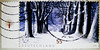 great stamp Germany 55c (winter landscape, Winterlandschaft, hiver, tél, ウインター, el invierno, 겨울, inverno, 冬, vinter, зима́, zima, talvi, ziema) timbres Allemagne sellos Alemanha selos Alemania francobolli Germany postzegel 우표 독일 유럽  γραμματόσημα Γερμανία by stampolina